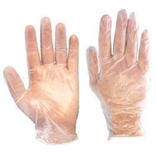 Plastic Gloves 100 pcs