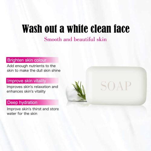 Collagen Snail Whitening soap