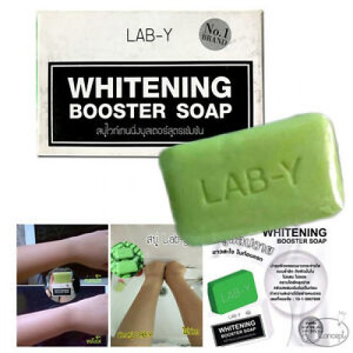 LAB-Y Whitening Booster soap