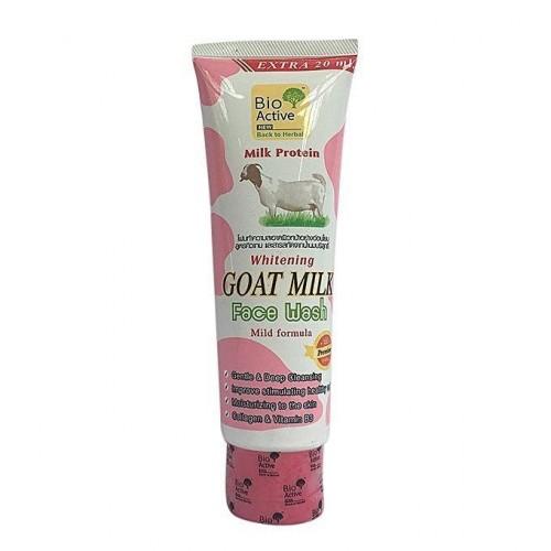 Bio Active Goat Milk Face Wash
