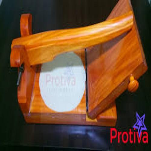 Wooden Ruti Maker 8 Inchi