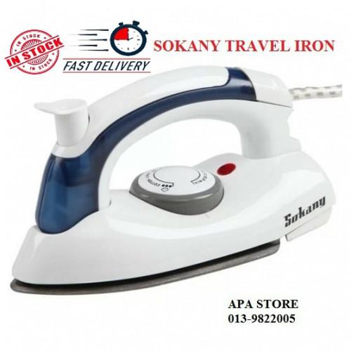 Travel Iron Sokany 6047