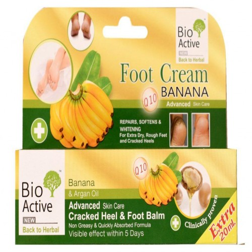 Bio Active Foot Cream