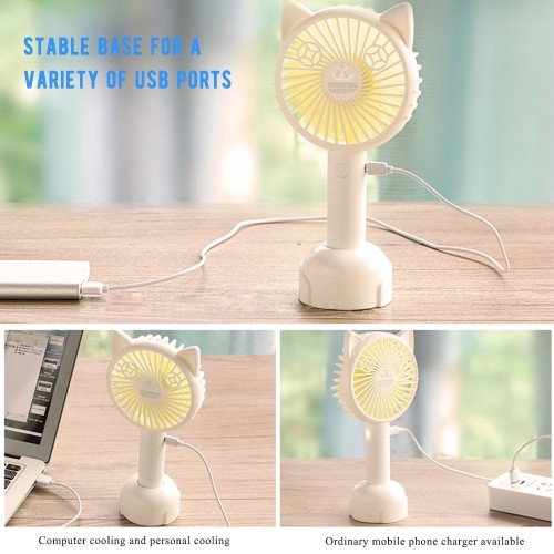 portable usb handy fan M9