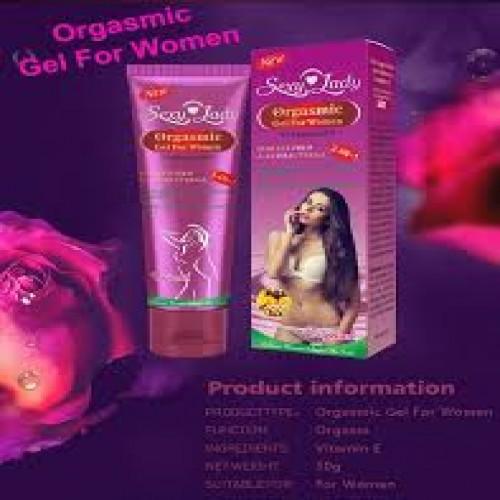 Sexy Lady Orgasmic Gel For Women-50gm