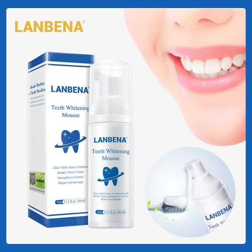 LANBENA Teeth Whitening Mousse