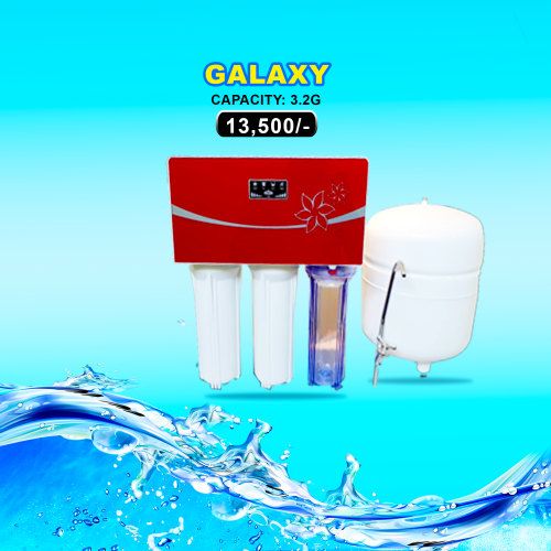 Galaxy Water purifier