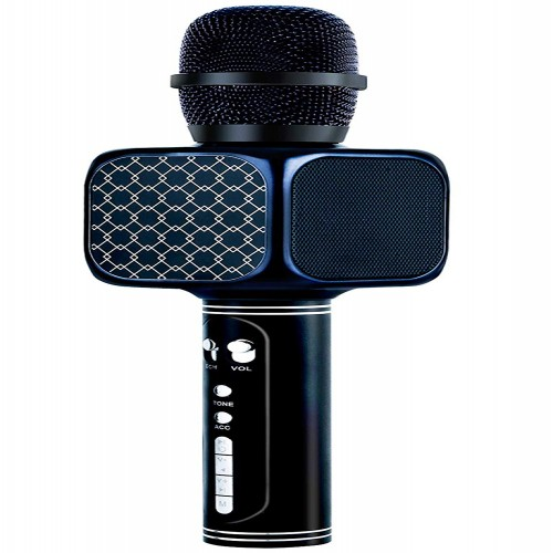 YS-69 wireless Bluetooth karaoke microphone USB KTV mobile player MIC speaker recording