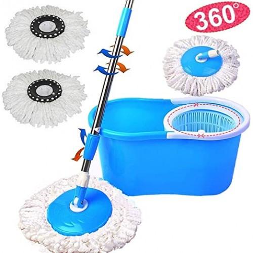 Magic Spin mop bucket