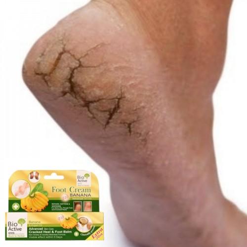 Bio Active Foot Cream Banana
