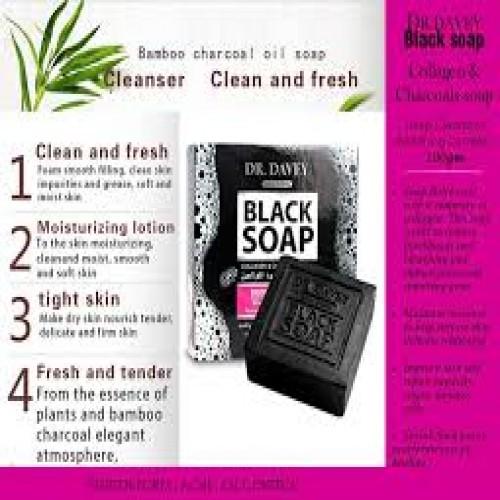Dr Devy Black Soap
