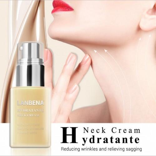 Lanbena hydratante neck cream