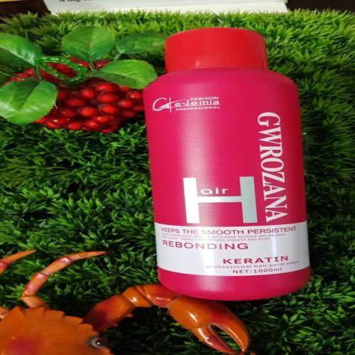Gwrozana Rebonding Keratin hair Prem 1000ml