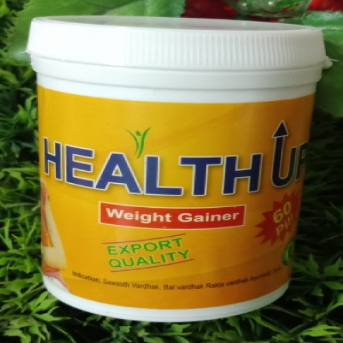 health up weight gainer capsules