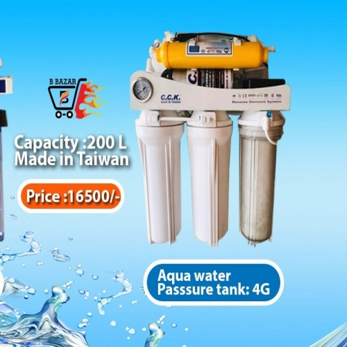 Aqua Water RO Water Purifier By Taiwan