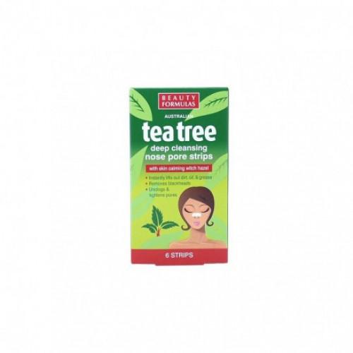 Tea Tree Deep Cleansing Nose Pore Strips