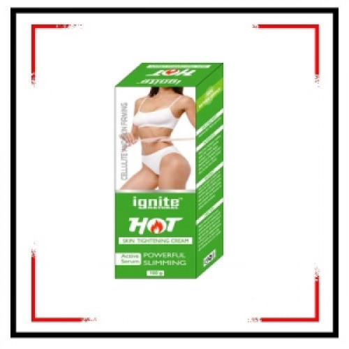 ignite natural hot skin tightening cream