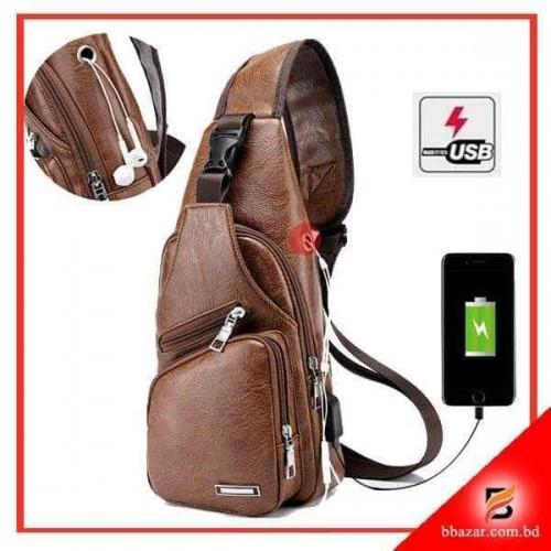 Men's Outdoor Chest Bag