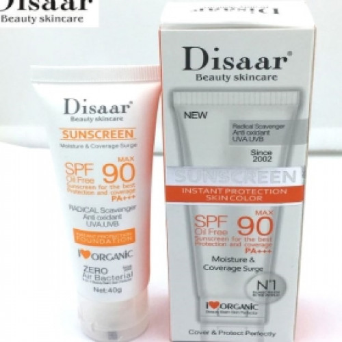 Disaar Beauty Skin Care Facial Sunscreen Cream