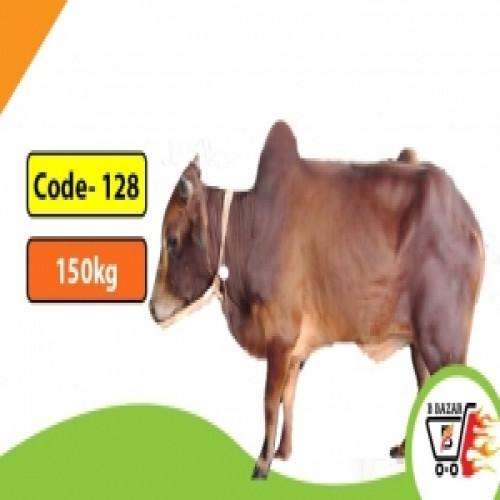 Organic Red cow 150kg/425tk