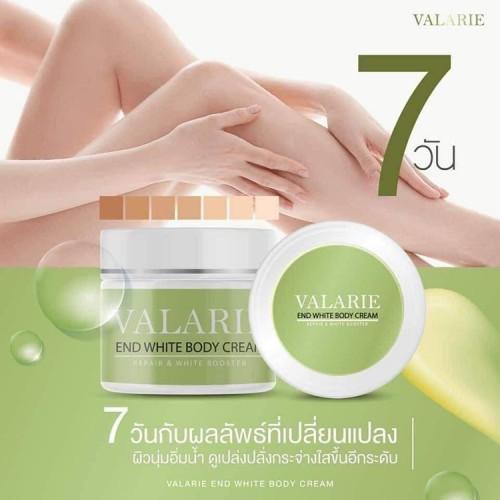 Valarie End White Body Cream 250Gm