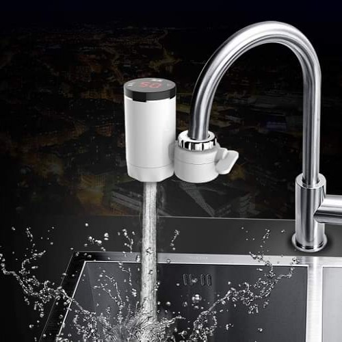Water Heating Tap