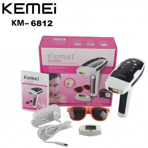 KEMEi permanent hair REMOVAL