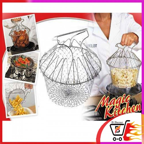 Magic Kitchen Basket1