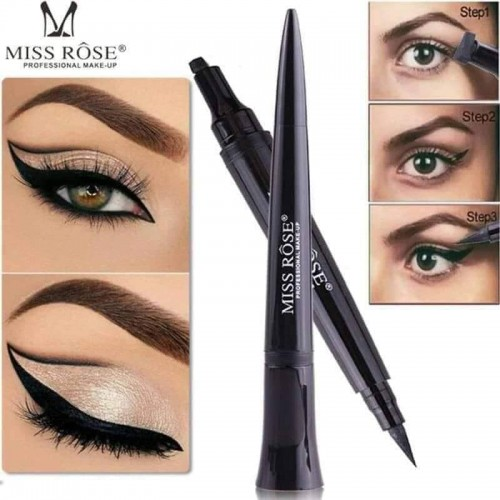 Magic Miss rose stamp eyeliner