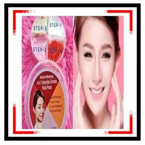 Miracle Whitening 4 in 1 injection Combo (Laser Box)