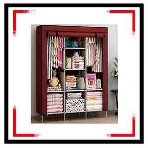 Storage Wardrobe Model-88130