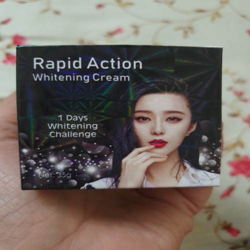 Rapid action Whitening Cream