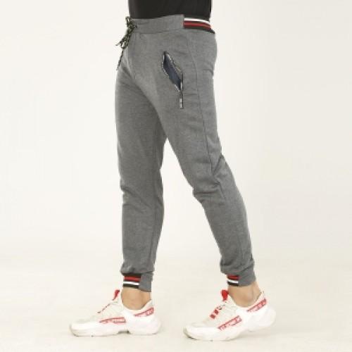premium quality mens cotton joggers-3
