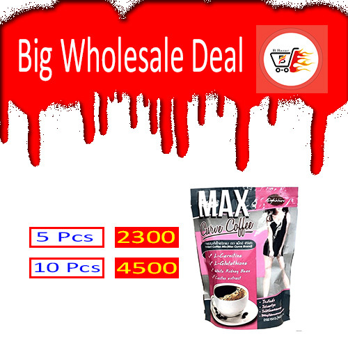 MAX Curve Coffee 5 Pes