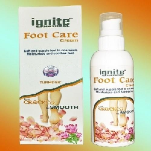 Ignite Foot Care Cream