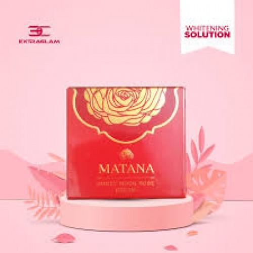 Matana Honey Moon Rose Cream - 20 gm