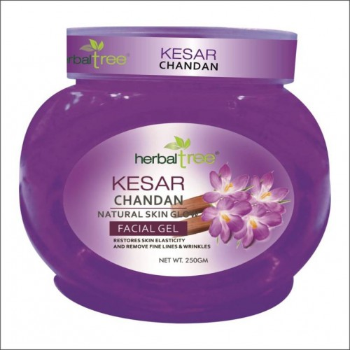 Kesar chandan facial gel