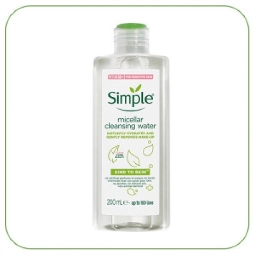 Simple Micellar Cleansing Water 200ml