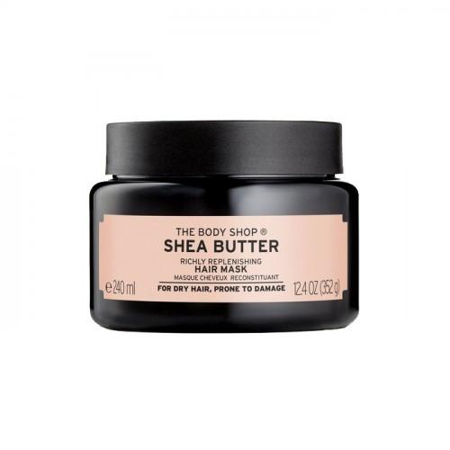 The Body Shop Shea Butter Richly Replenishing Hair Mask 240 ml
