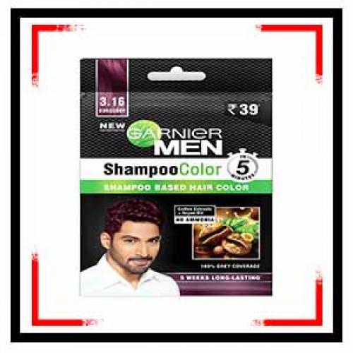 Garnier Men Shampoo Color Shade