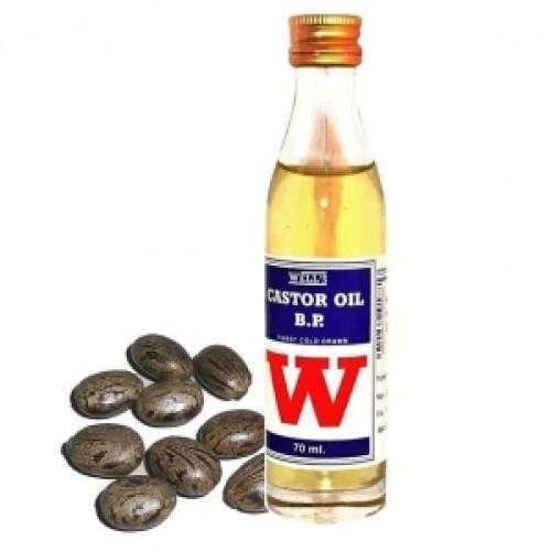 Castor Oil B.P. 70 ml