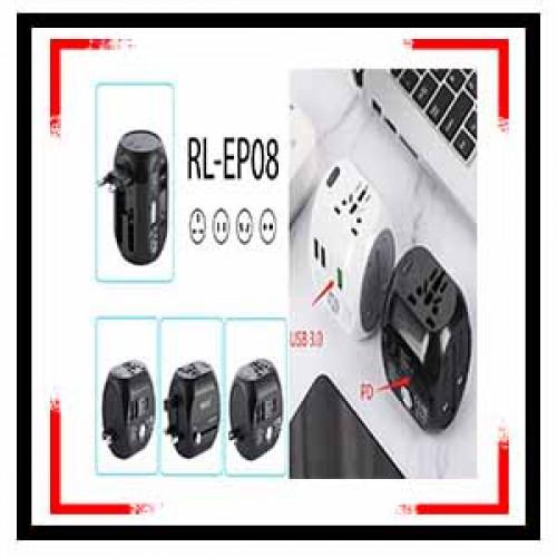 Adapter for International Travel RL-EP08