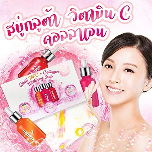 Gluta Vit-c Collagen Whitening Soap