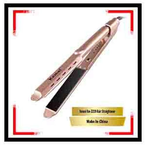 Kemei Km-3229 Professional Hair Straightener