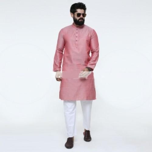 Exclusive Cotton Panjabi for man-1