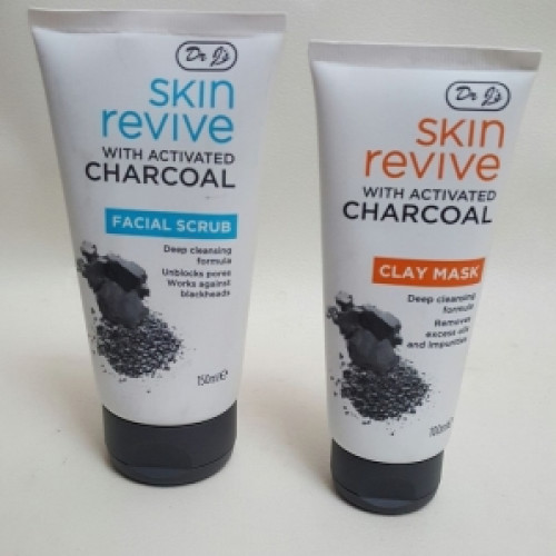 Skin Revive with Activated Charcoal