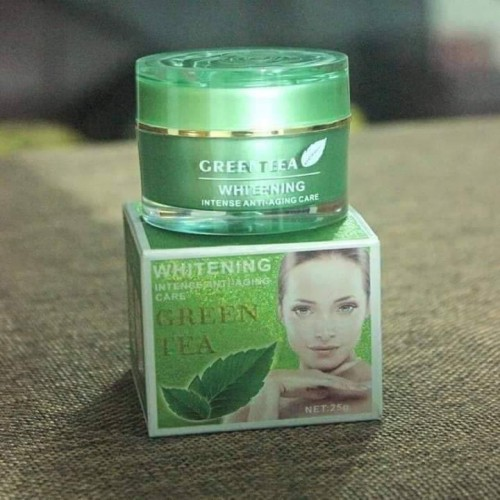 Green Tea Whitening cream