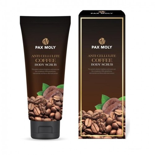 PAX MOLY ANTI CELLULITE COFFEE BODY SCRUB 200ML
