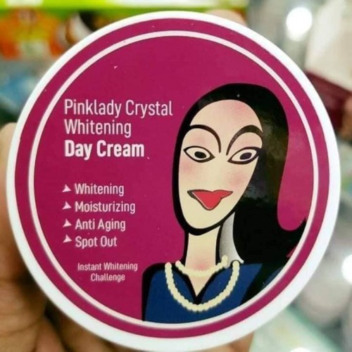 Pink Lady crystal whitening Day cream