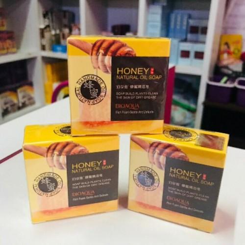 BIOAQUA Honey Natural Oil Soap